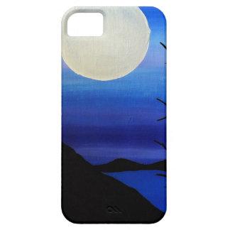 Wolf auf dem Berg iPhone 5 Schutzhülle