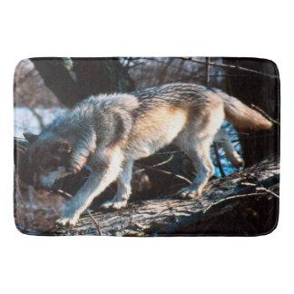 Wolf Badematte