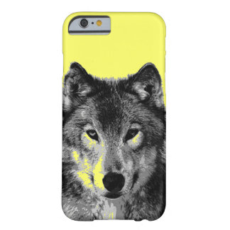 Wolf Barely There iPhone 6 Hülle