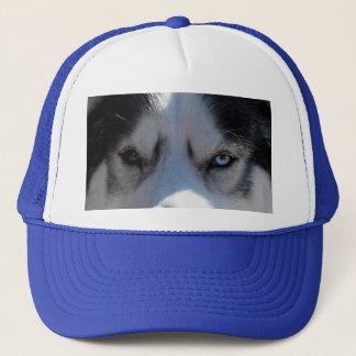 Wolf bedeckt Schlitten-Hundekappen-heisere Truckerkappe