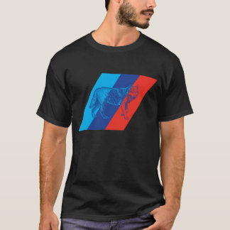 Wolf BMWs M T-Shirt