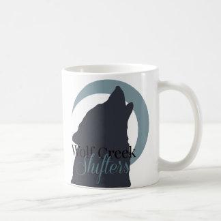 Wolf Creek Schieber-Logo-Tasse Kaffeetasse