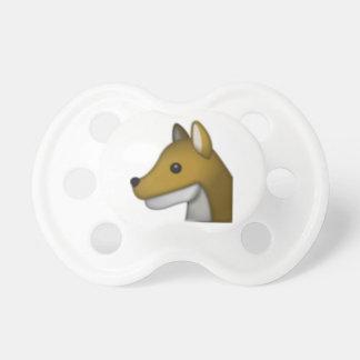Wolf - Emoji Schnuller