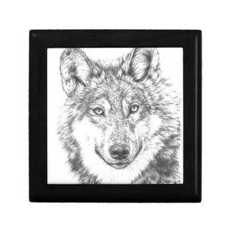 Wolf Erinnerungskiste