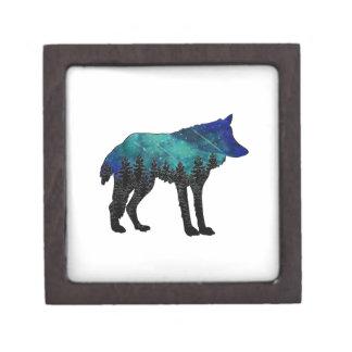 Wolf-Hafen Kiste