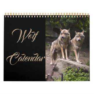 Wolf-Heulen-Mond hat der Kalender