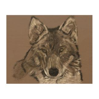 Wolf Holzdruck