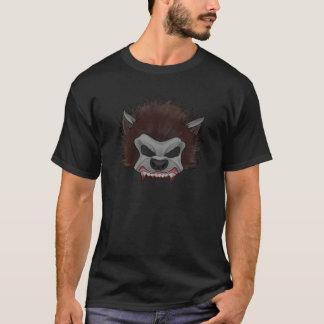 Wolf-Junge - das Shirt der Männer