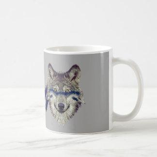 Wolf Kaffeetasse