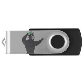 WOLF KAP USB KEY/SCHLÜSSEL USB WOLF MÜTZE USB STICK