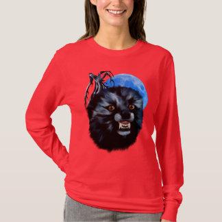 Wolf-Knäuel-Shirt T-Shirt