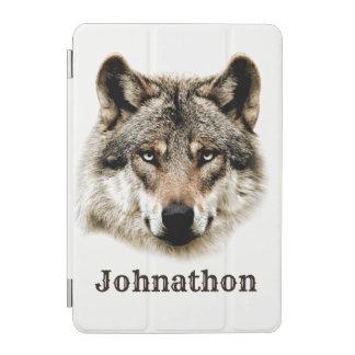 Wolf-Kopf für Männer und jugendlich Jungen iPad Mini Hülle