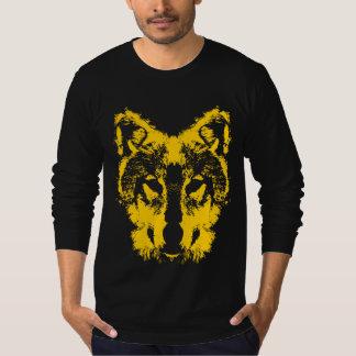 Wolf-Kopf T-Shirt