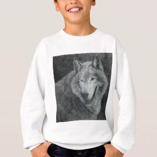 Wolf-Kunst Sweatshirt