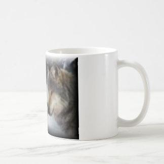 Wolf-Liebe Kaffeetasse
