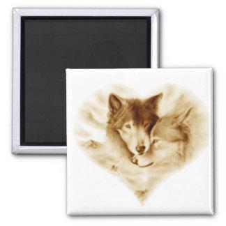 Wolf-Liebe Magnete