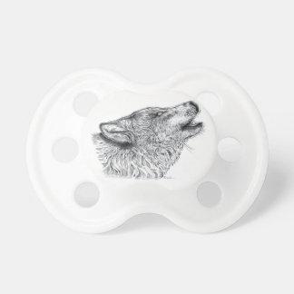 Wolf-Liebe Schnuller
