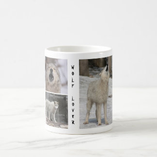 Wolf-Liebhaber - Kaffee-Tasse Tasse