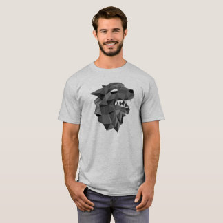 Wolf Low_Poly T-Shirt