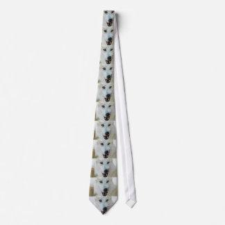 Wolf-Reißzahn-Krawatte Bedruckte Krawatte