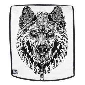 Wolf-Rucksack Rucksack