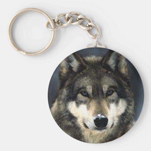 Wolf Schlüsselband