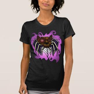 Wolf-Spinnen-Damen-T - Shirt