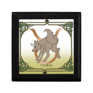 Wolf-Stier Geschenkbox