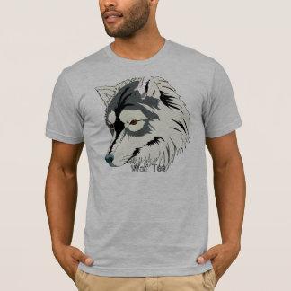 Wolf-T-Stück T-Shirt