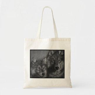 Wolf-Tasche