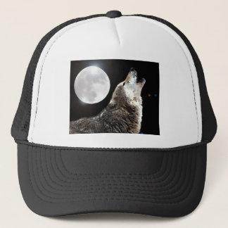Wolf u. Mond Truckerkappe
