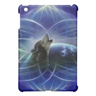 Wolf und das dreamcatcher iPad mini hülle