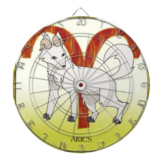 Wolf-Widder Dartscheibe