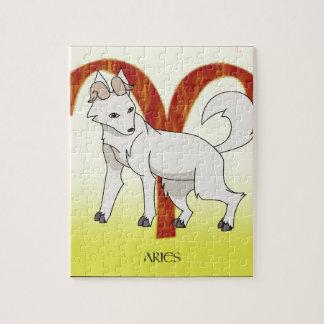 Wolf-Widder Puzzle