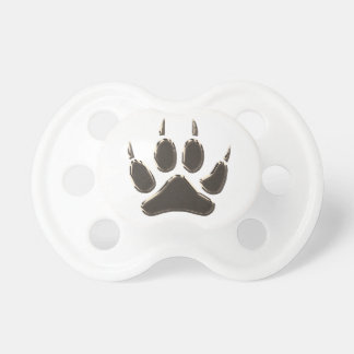 Wolfabdruck Schnuller