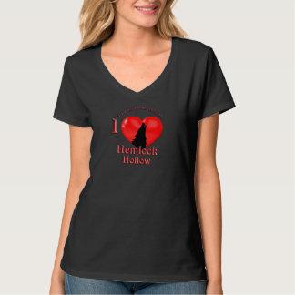 Wölfe des Schierlings-Höhlen-T - Shirt
