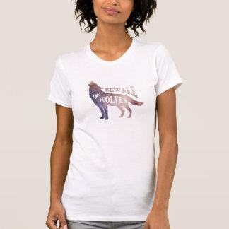 Wölfe sind Wverywhere T-Shirt