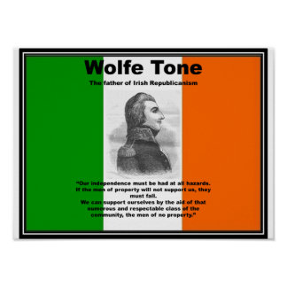 Wolfe-Ton-Plakat Poster