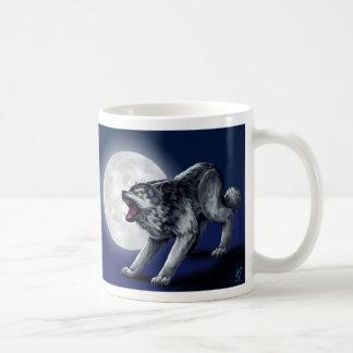 Wolfes Wolf Kaffeetasse