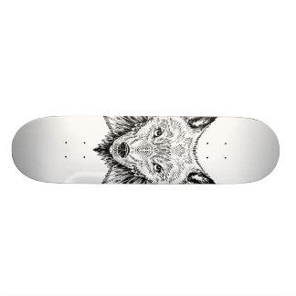 Wolfflügel Individuelle Skateboarddecks