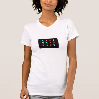 Wolfgang Amadeus Mozart-Collage T-Shirt
