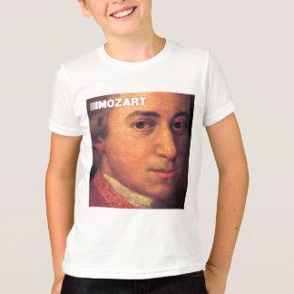 Wolfgang Amadeus Mozart-Material T-Shirt