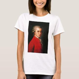 Wolfgang Amadeus Mozart-Porträt T-Shirt