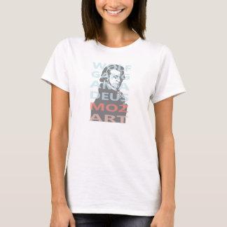 Wolfgang Amadeus Mozart T-Shirt