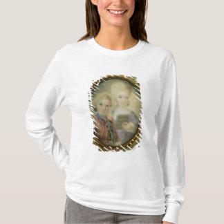 Wolfgang Amadeus Mozart und seine Schwester T-Shirt