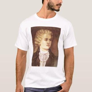 Wolfgang Amadeus Mozart während seines Aufenthalts T-Shirt
