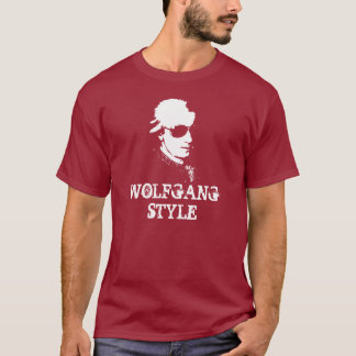 Wolfgang-Art-T - Shirt