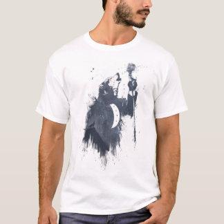 Wolflied (blau) T-Shirt