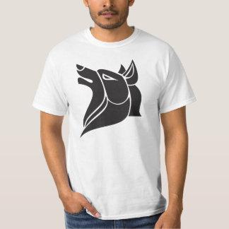 Wolfs Hauptentwurf T Shirts