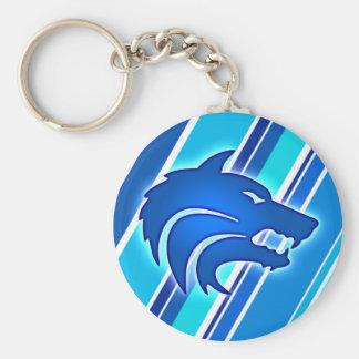 Wolfsrudel keychain schlüsselanhänger